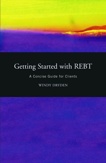 Getting Started with REBT A Concise Guide for Clients book cover