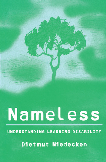 Nameless Understanding Learning Disability book cover