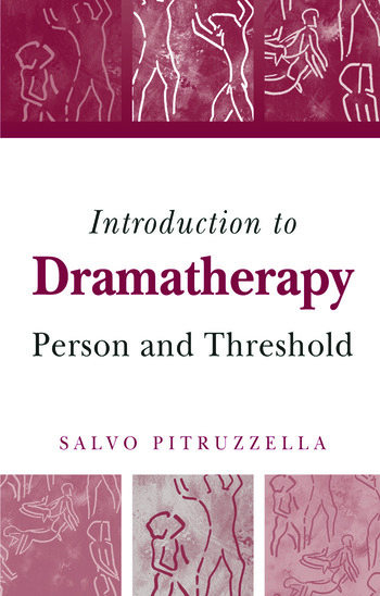 Introduction to Dramatherapy Person and Threshold book cover