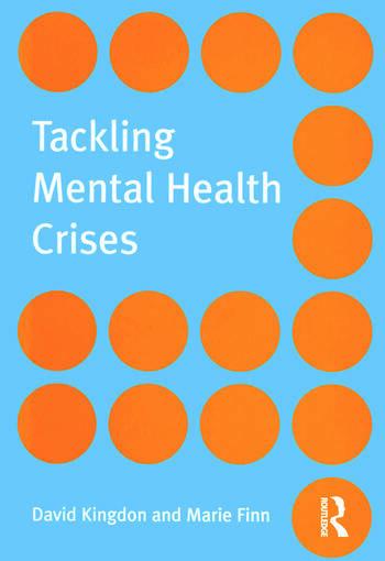 Tackling Mental Health Crises book cover