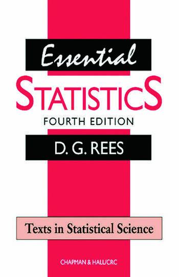 Essential Statistics book cover