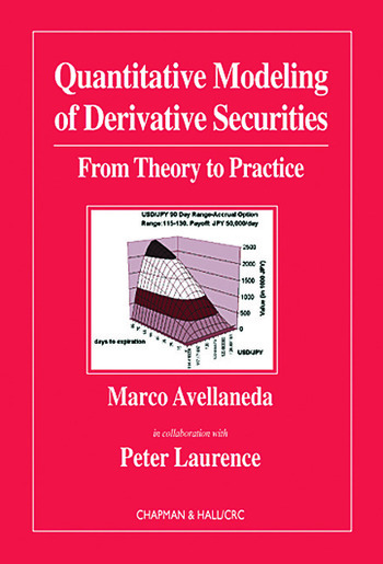 Quantitative Modeling of Derivative Securities From Theory To Practice book cover