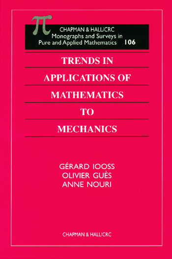 Trends in Applications of Mathematics to Mechanics book cover