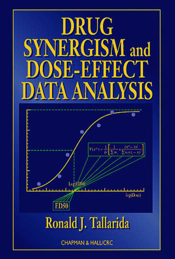 Drug Synergism and Dose-Effect Data Analysis book cover