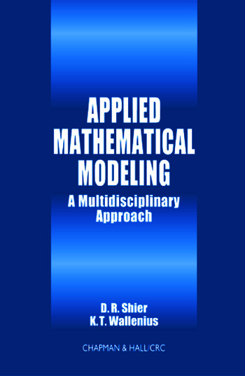 Applied mathematical modeling a multidisciplinary approach crc applied mathematical modeling a multidisciplinary approach fandeluxe Images