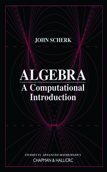 Algebra A Computational Introduction book cover