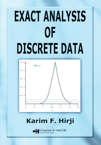 Exact Analysis of Discrete Data book cover
