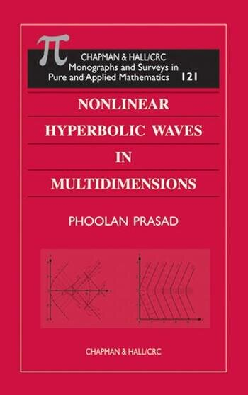 Nonlinear Hyperbolic Waves in Multidimensions book cover