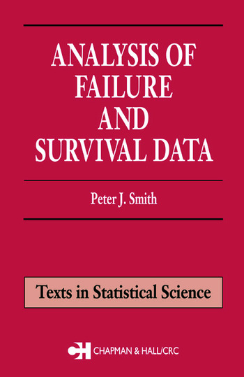 Analysis of Failure and Survival Data book cover