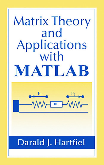 Matrix Theory and Applications with MATLAB book cover