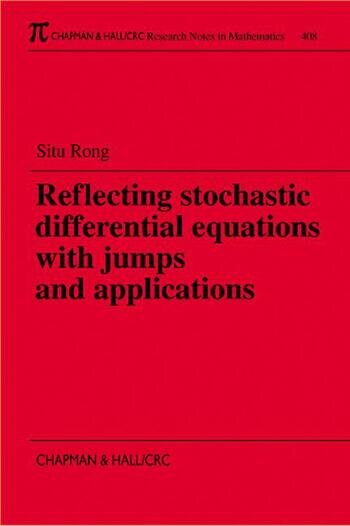 Reflecting Stochastic Differential Equations with Jumps and Applications book cover