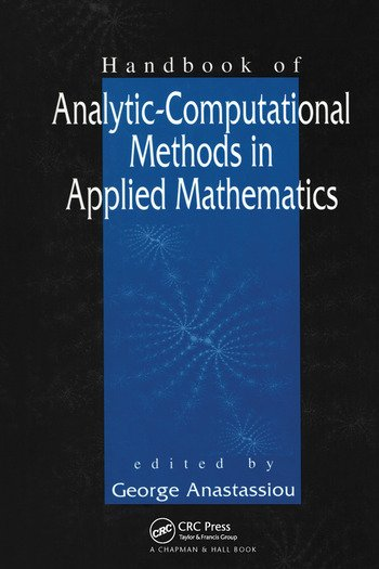 Handbook of Analytic Computational Methods in Applied Mathematics book cover