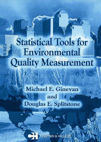 Statistical Tools for Environmental Quality Measurement book cover