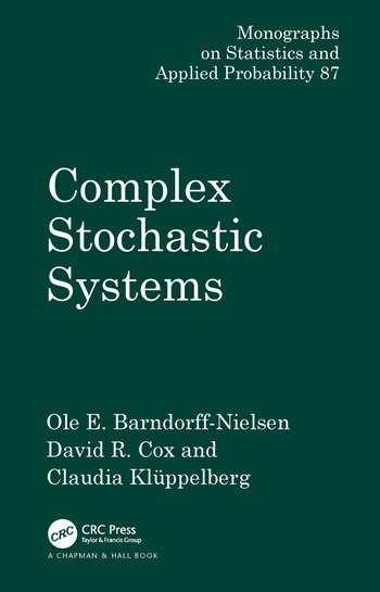 Complex Stochastic Systems book cover