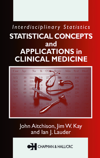 Statistical Concepts and Applications in Clinical Medicine book cover