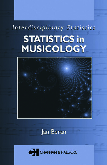 Statistics in Musicology book cover