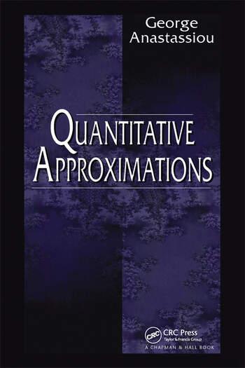 Quantitative Approximations book cover