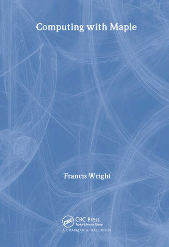 Computing with Maple book cover