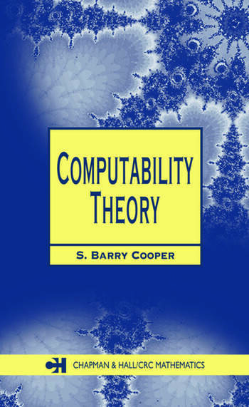 Computability Theory book cover