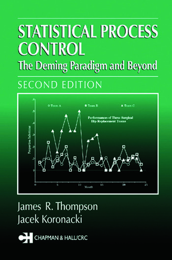 Statistical Process Control For Quality Improvement- Hardcover Version book cover