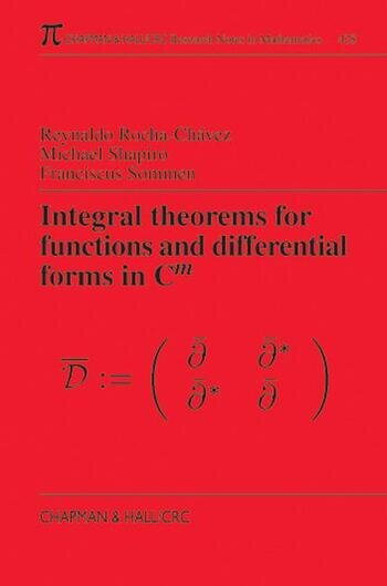 Integral Theorems for Functions and Differential Forms in C(m) book cover