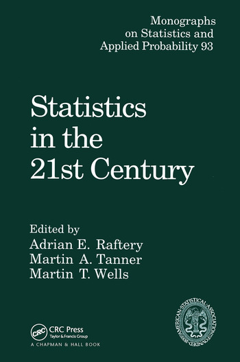 Statistics in the 21st Century book cover