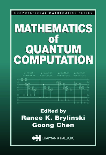 Mathematics of Quantum Computation book cover