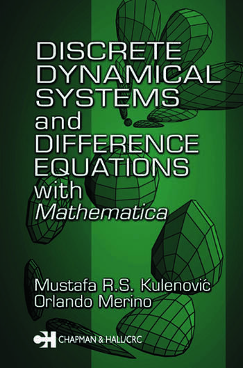 Discrete Dynamical Systems and Difference Equations with Mathematica book cover
