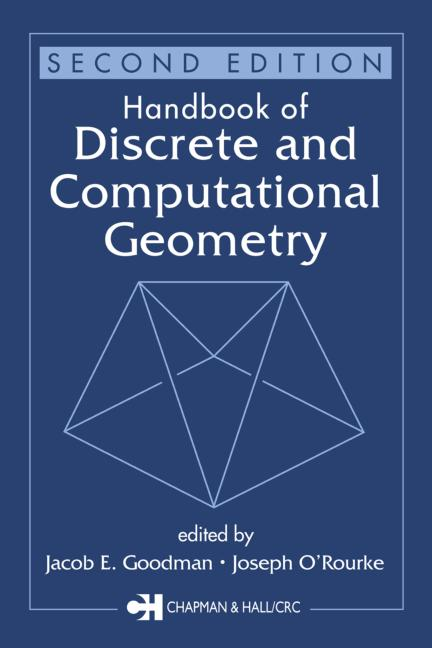 Handbook of Discrete and Computational Geometry, Second Edition book cover