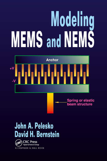 Modeling MEMS and NEMS book cover