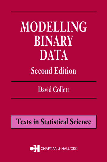 Modelling Binary Data book cover