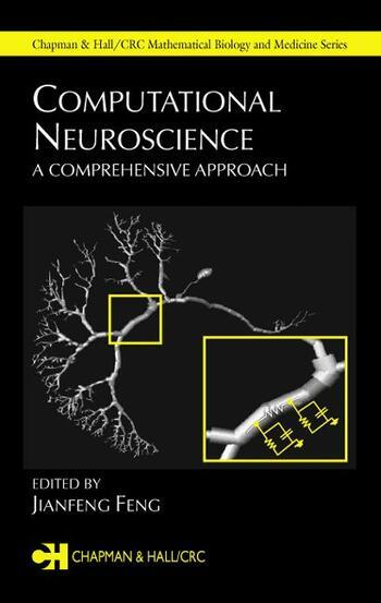 Computational Neuroscience A Comprehensive Approach book cover
