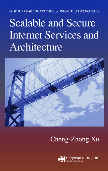 Scalable and Secure Internet Services and Architecture book cover
