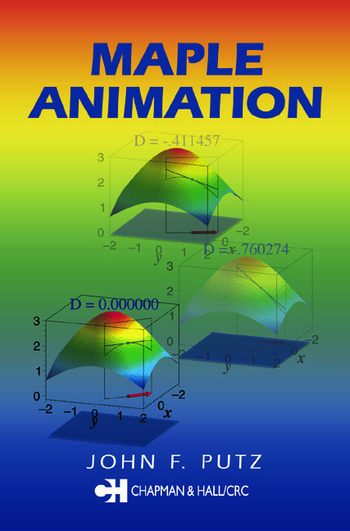 Maple Animation book cover