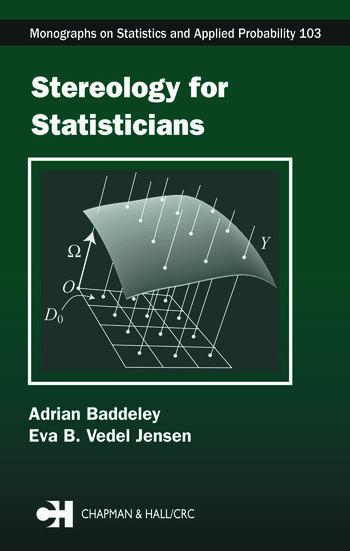 Stereology for Statisticians book cover