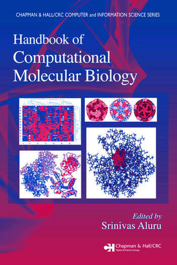 Handbook of Computational Molecular Biology book cover