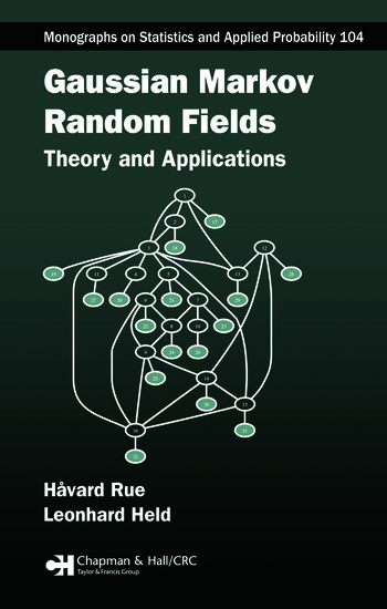 Gaussian Markov Random Fields Theory and Applications book cover