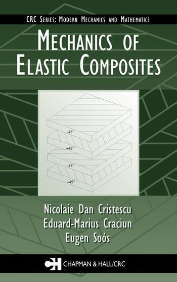 Mechanics of Elastic Composites book cover