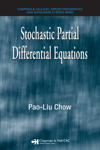 Stochastic Partial Differential Equations book cover