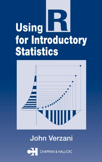 Using R for Introductory Statistics book cover