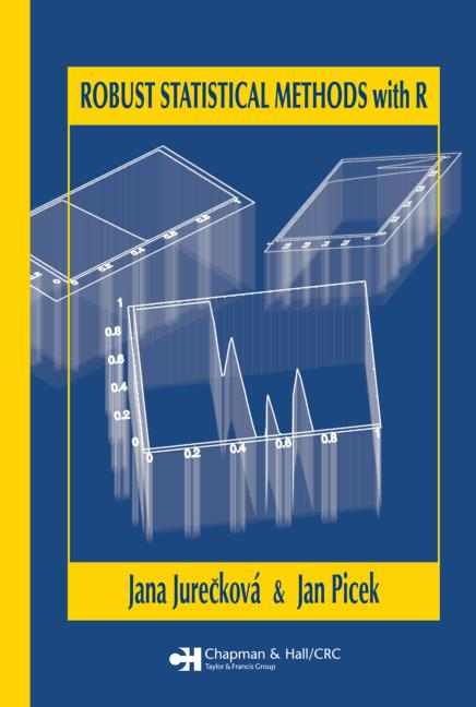 Robust Statistical Methods with R book cover