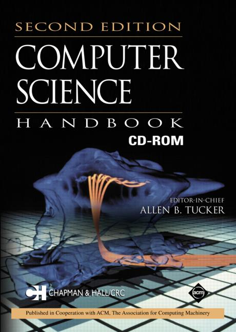 Computer Science Handbook, Second Edition CD-ROM book cover