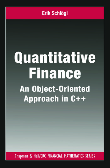 Quantitative Finance An Object-Oriented Approach in C++ book cover
