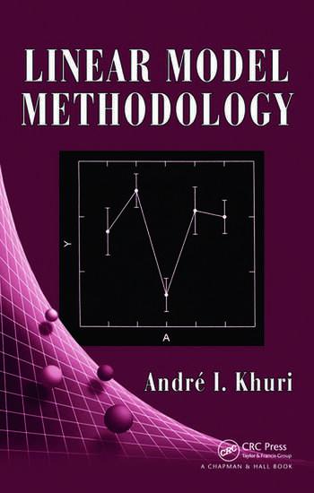 Linear Model Methodology book cover