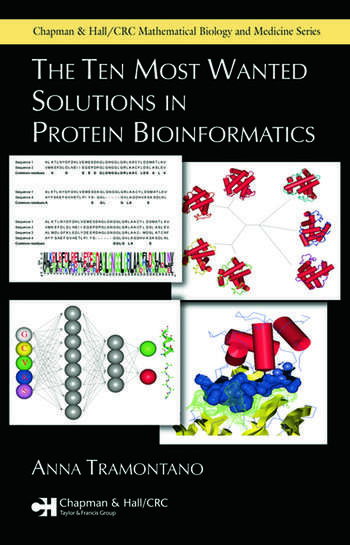 The Ten Most Wanted Solutions in Protein Bioinformatics book cover