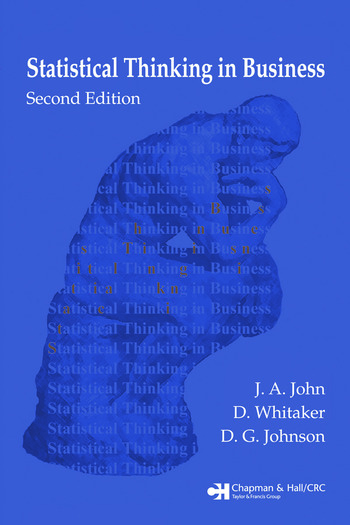 Statistical Thinking in Business, Second Edition book cover