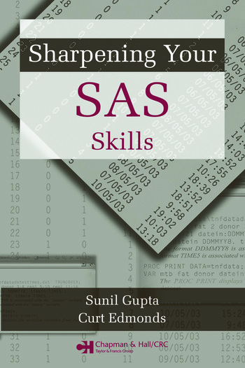 Sharpening Your SAS Skills book cover