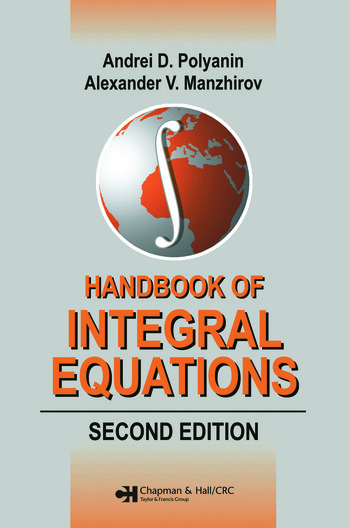 Handbook of Integral Equations Second Edition book cover