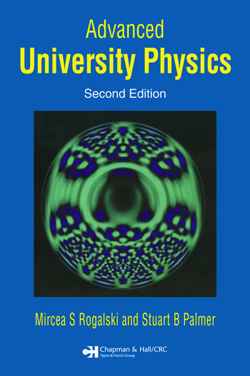 Advanced University Physics book cover