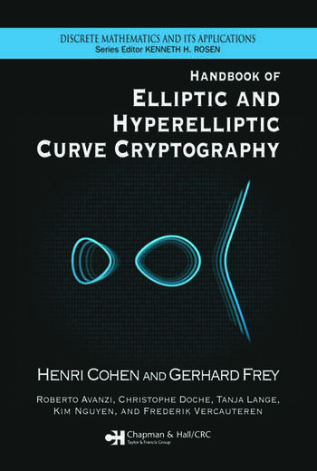 Handbook of Elliptic and Hyperelliptic Curve Cryptography book cover